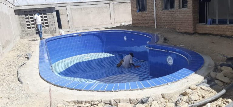 Cost of Constructing a Swimming Pool in Kenya