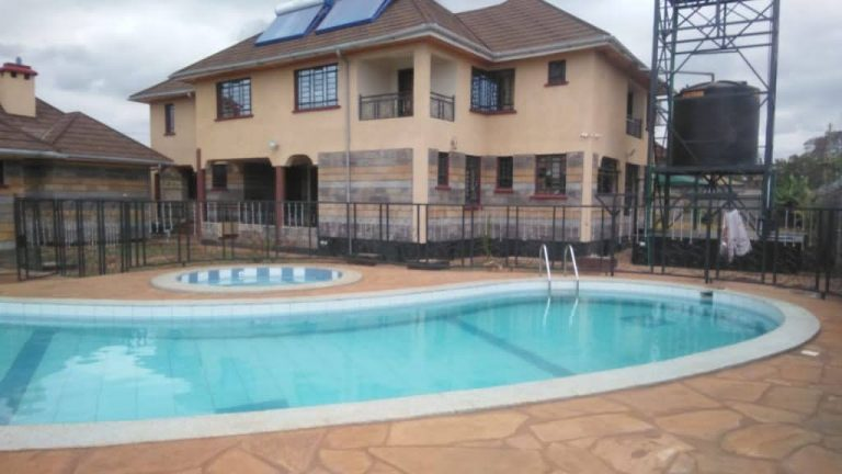Residential Swimming Pool Construction Services in Kenya