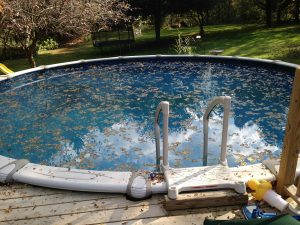 How to Clean a Swimming Pool That Has Been Sitting Unused For a Long Time