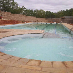 cost of building a home swimming pool in Kenya