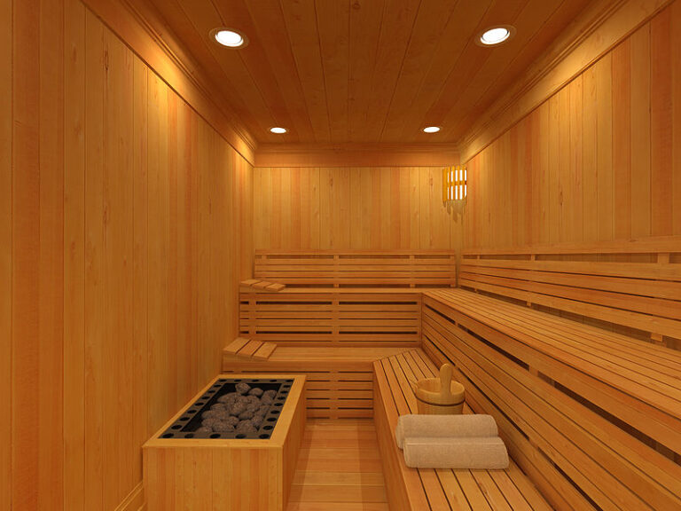 Experts in Sauna Construction Services in Kenya