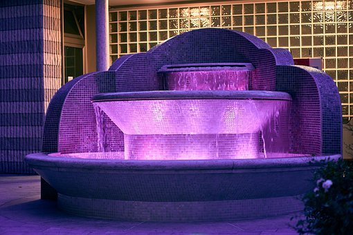 Indoor Fountain Construction Services