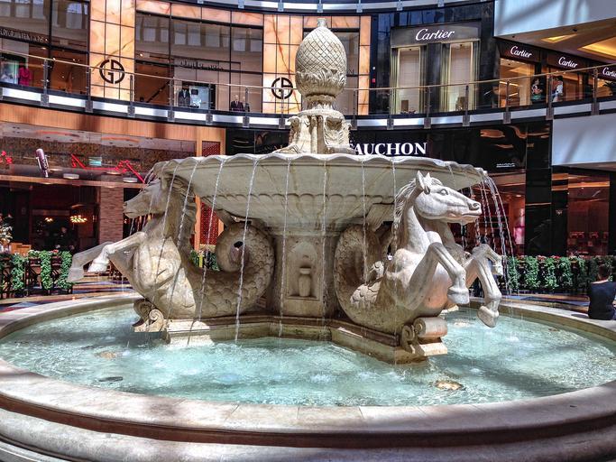 Outdoor Fountain Construction Services